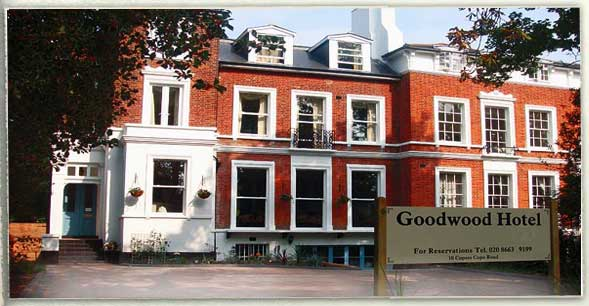 The Goodwood Hotel London